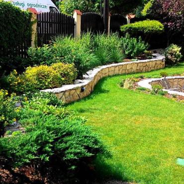 Zakładanie ogrodów, kompleksowe realizacje